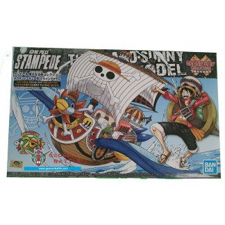GRAND SHIP COLLECTION THOUSAND SUNNY FLYING MODEL 20TH - Nº 15